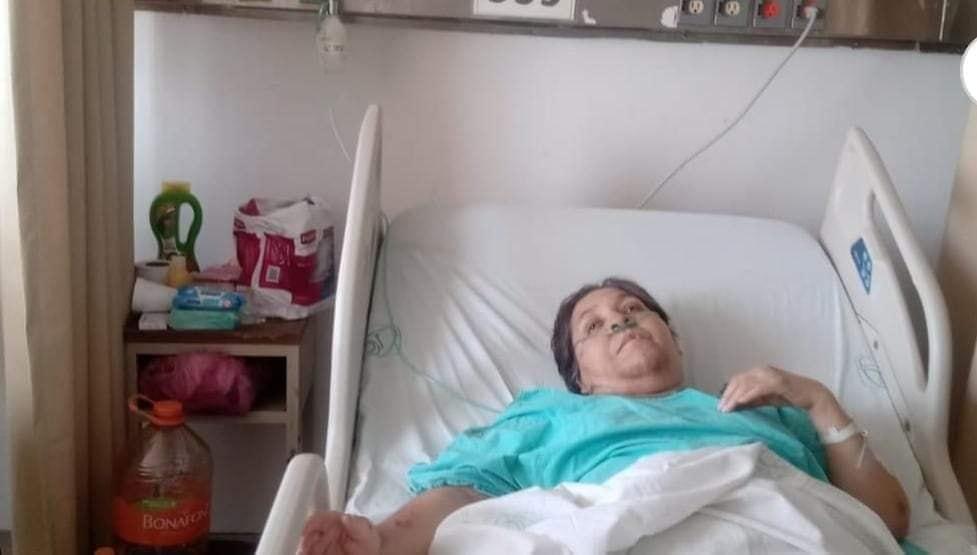 Doña Martha fue olvidada por sus hijos en hospital de Coahuila: les llora todos los días