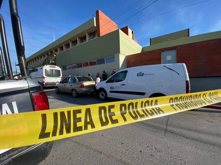 Don José no pudo ser salvado: abuelito murió a metros del hospital en Saltillo