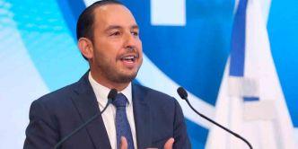 """""""Onda grupera"""" tambalea reelección en el PAN; mete ruido a Marko Cortés"""
