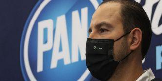 Marko Cortés se separa de la dirigencia del PAN; va por la reelección