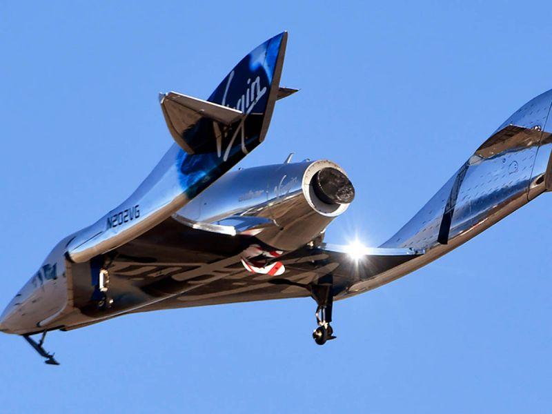 EU suspende vuelos de Virgin Galactic tras incidente con nave aeroespacial