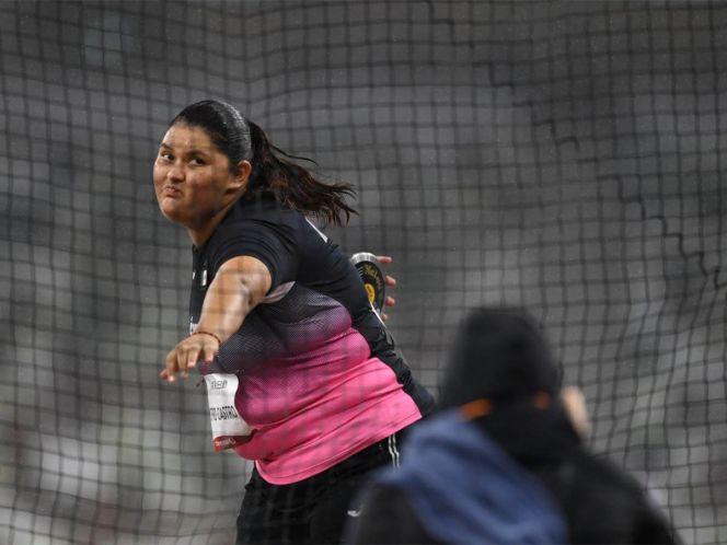 Rosa Castro suma bronce para México en Paralímpicos
