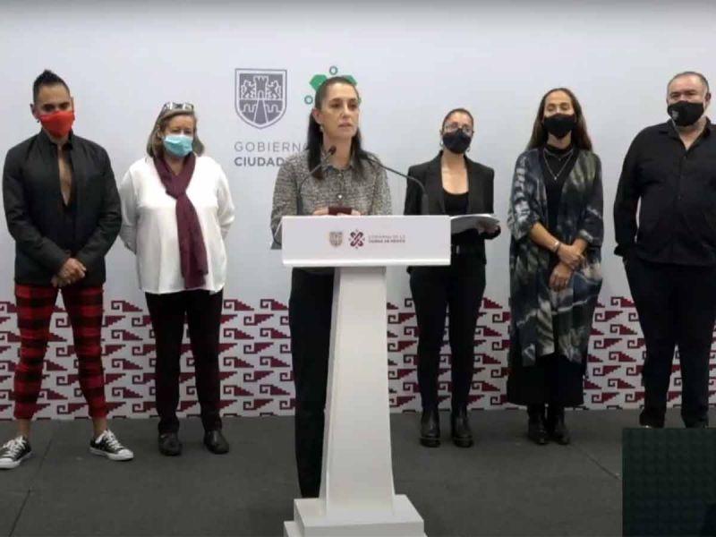 Presentan Consejo Asesor de Cultura de la Ciudad de México