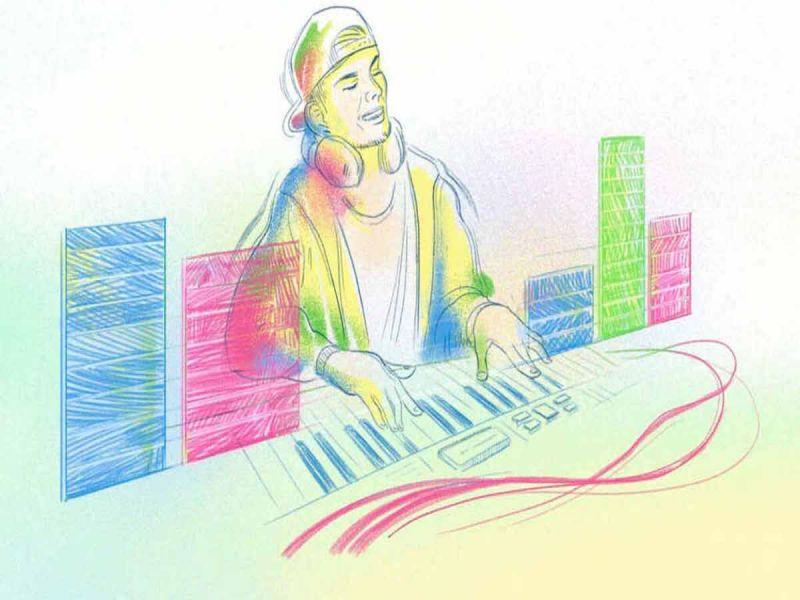 Google conmemora al DJ Avicci con el doodle de hoy
