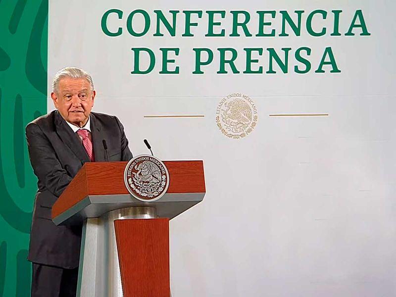 A los mexicanos nunca nos quitan el derecho a la esperanza: López Obrador