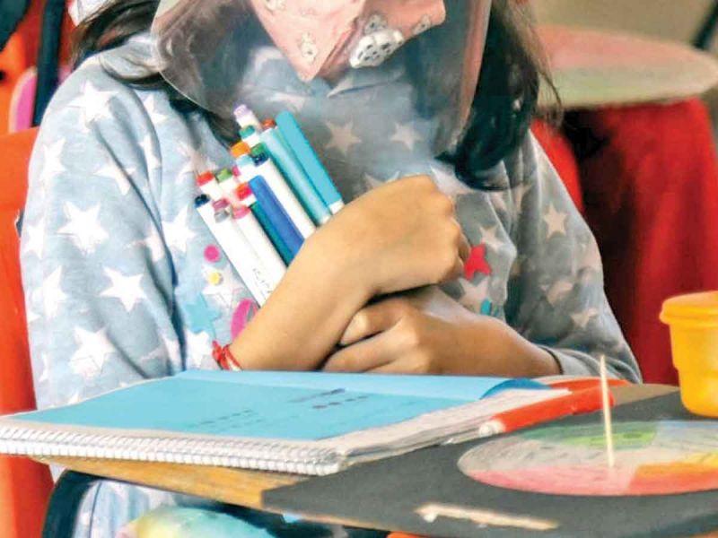 Alumnos tienen miedo por la pandemia; impacta en su aprendizaje