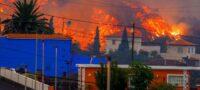 Erupción de volcán en España destruye al menos 100 casas; hay miles de evacuados