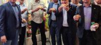 Bolsonaro llega a NY sin certificado covid; opta por comer en la calle