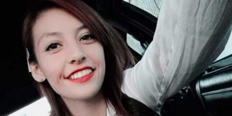 La joven fue asesinada en Saltillo.