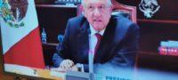 AMLO participa en el Foro sobre Energía y Cambio Climático convocado por Estados Unidos