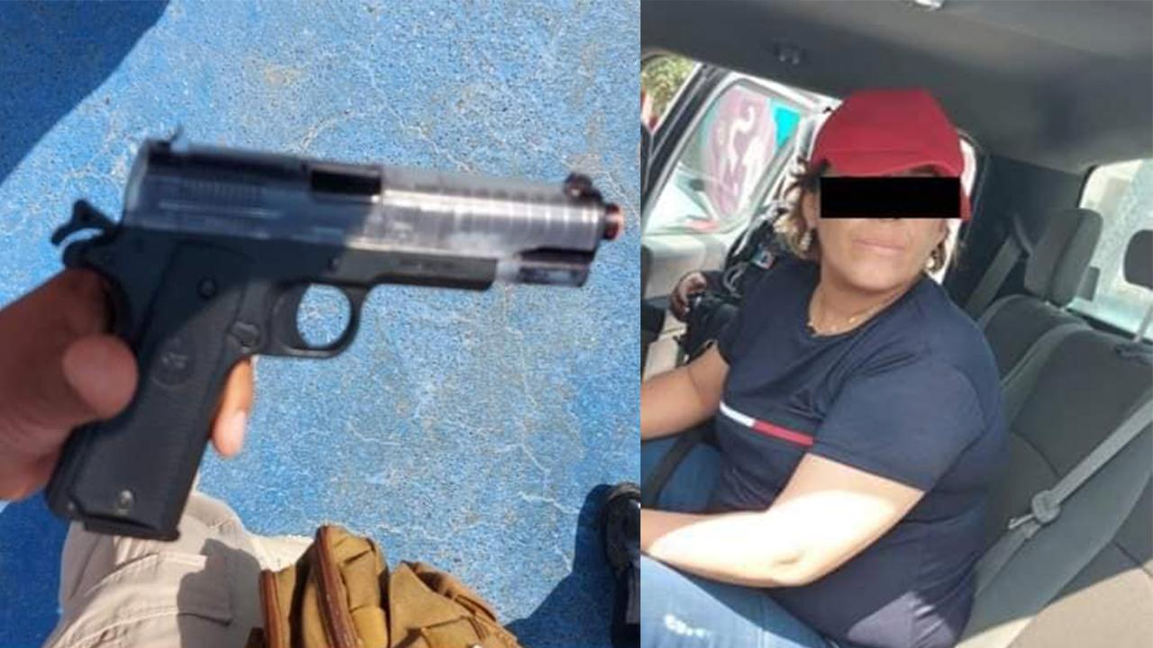 Abuelita fue asaltada con pistola de juguete en La Laguna; mujer la amenazó afuera del banco