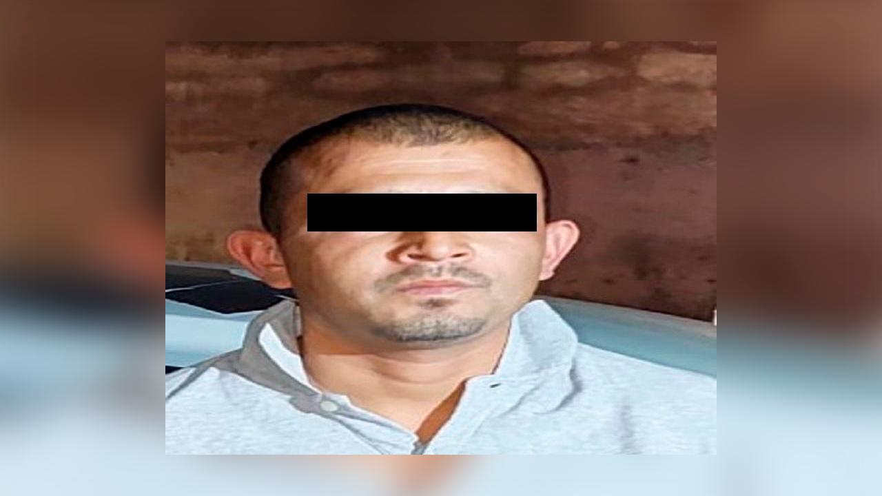 Armando fue detenido en Coahuila; su pareja lo encontró abusando de su hijastra
