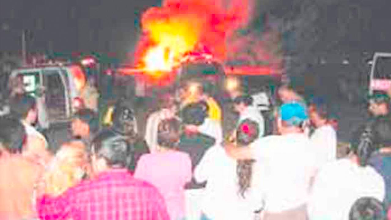 'Parecía una película de terror': recuerdan la explosión de Celemania a 14 años de la tragedia