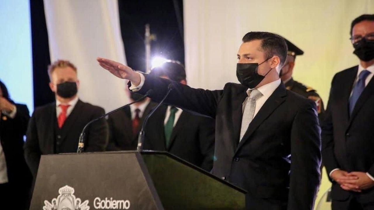 Colosio rinde protesta como alcalde de Monterrey