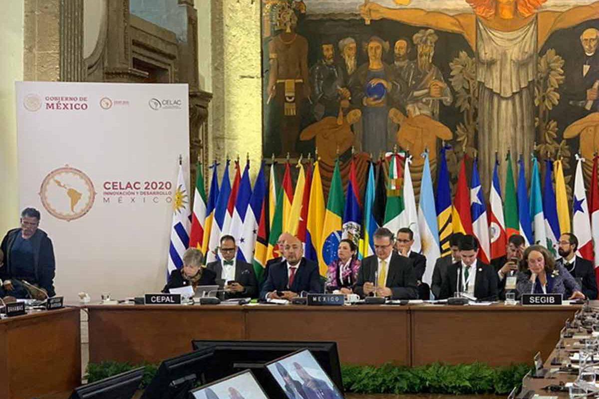 Cumbre de Estado Latinoamericanos y Caribeños será en Palacio Nacional; AMLO asistirá