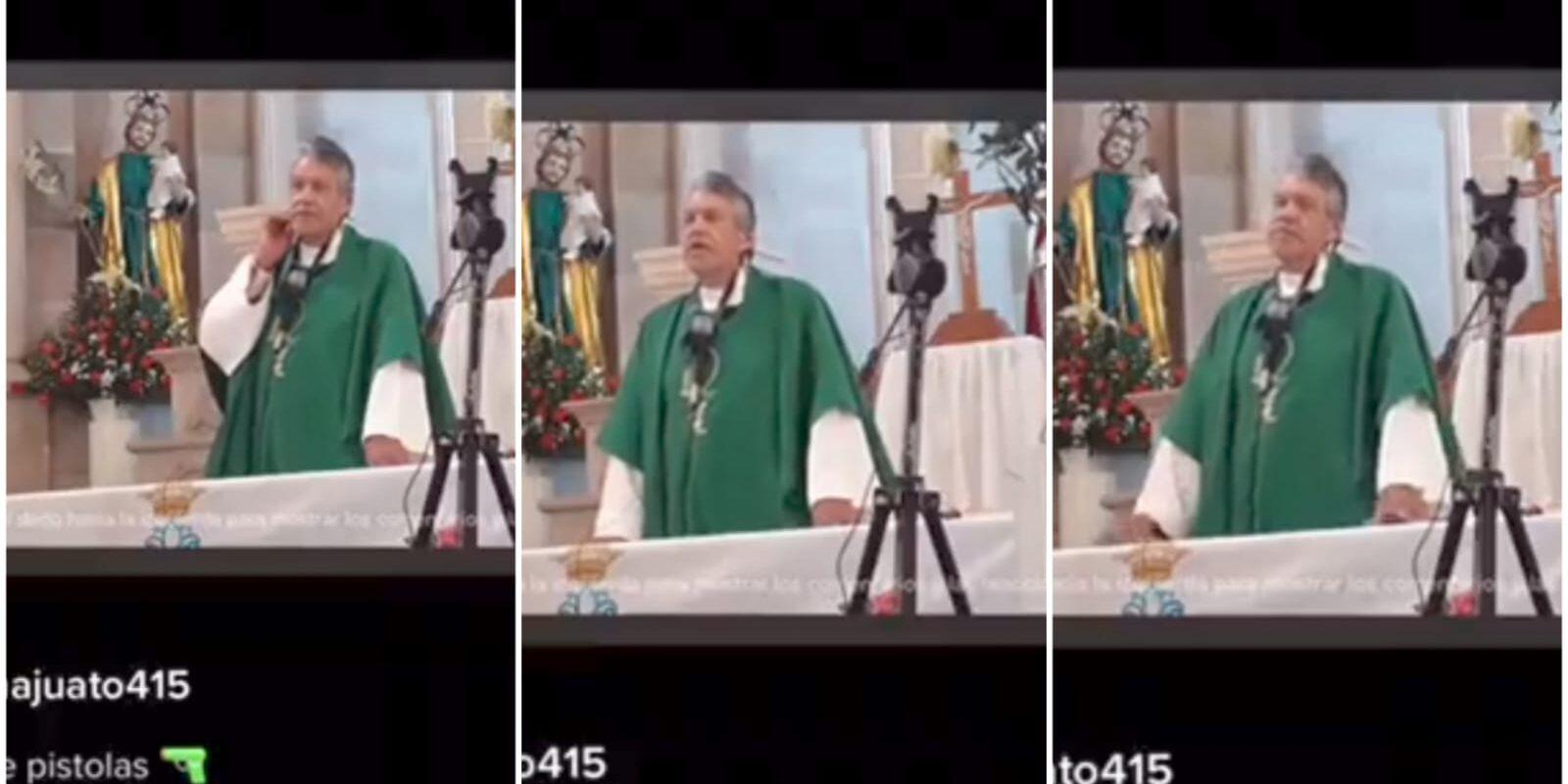 Denuncian a sacerdote en redes; insultó a mujer con sobrepeso: 'Una pinch* vieja gorda y con cuerpo de dado'