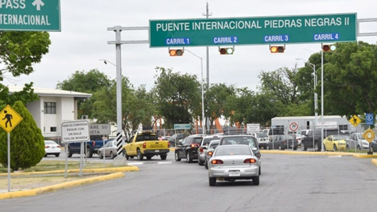 Frontera EU-México se abriría en noviembre; Ebrard gestionó su reactivación total