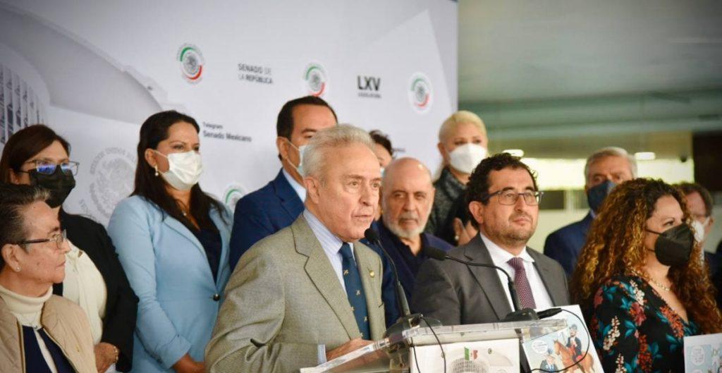 MORENA acusó al PAN de cometer traición a la patria tras reunión con VOX: ya sacaron el cobre