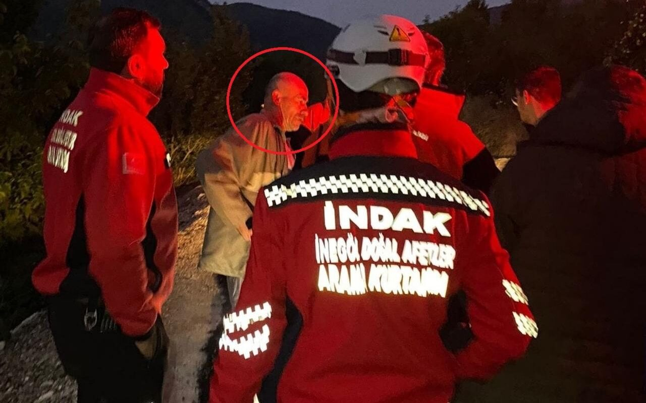 Hombre participó en su propia misión de rescate: Ingirió bebidas alcohólicas antes de su desaparición