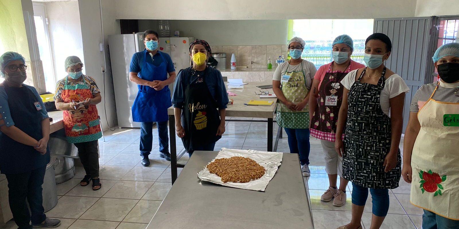San Buenaventura desarrolla el curso presencial de Pequeñas Industrias