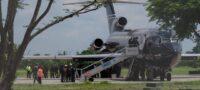 Inician primeras repatriaciones de decenas de haitianos; aviones del INM arriban a Piedras Negras