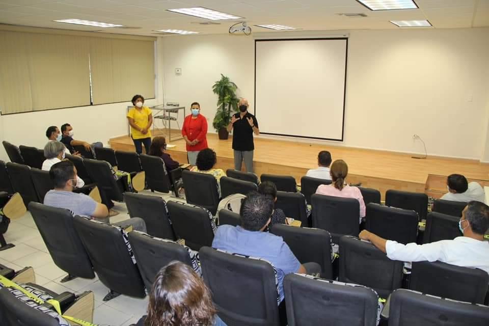 Garantiza UTRCC retorno a clases seguro, personal docente fue previamente capacitado contra el COVID