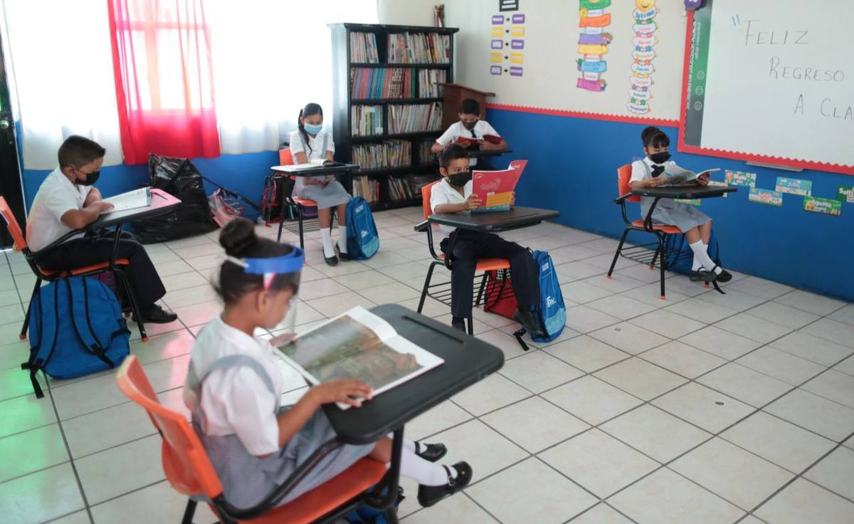 Más de 60 escuelas de Monclova retrasan el regreso a las aulas; reabrirán hasta el 13 de septiembre