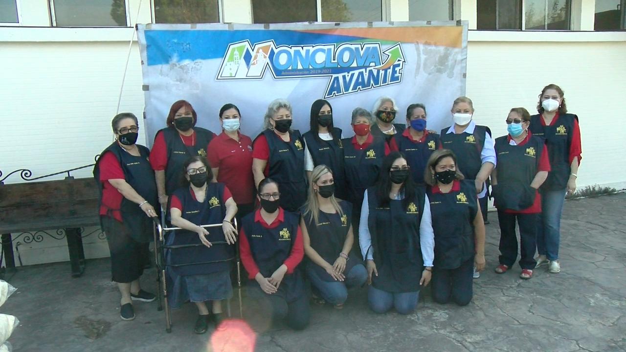 Buscan reunir 31 mil pañales en el Asilo de Ancianos de Monclova