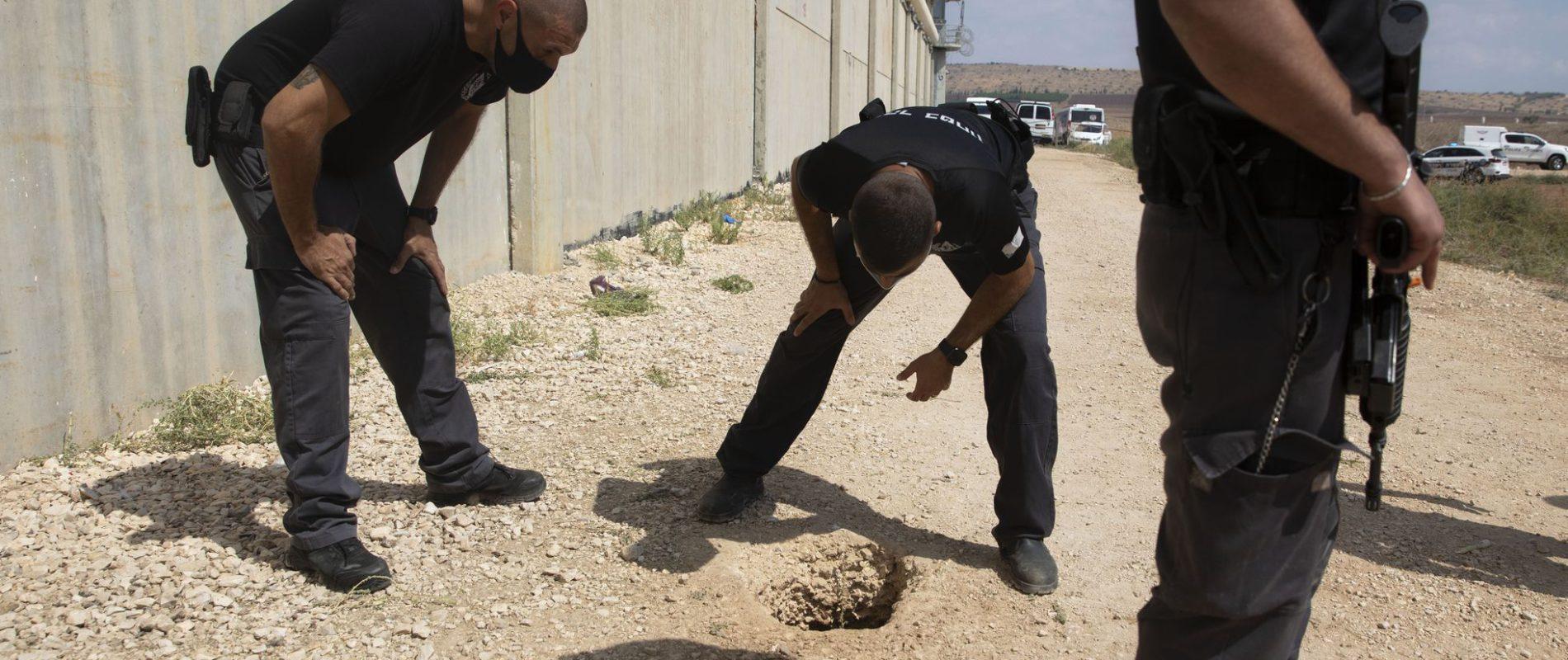 Seis presos escaparon de la cárcel: Excavaron un pozo con una cuchara oxidada