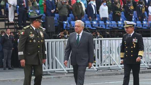 SEDENA reitera su apoyo a AMLO: 'El Ejército respalda firmemente al gobierno que usted representa'