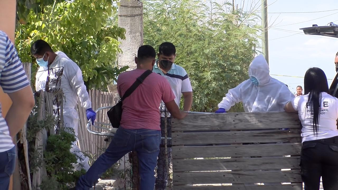 Macabro hallazgo encuentran a hombre sin vida en estado de putrefacción en la Óscar Flores Tapia de Monclova