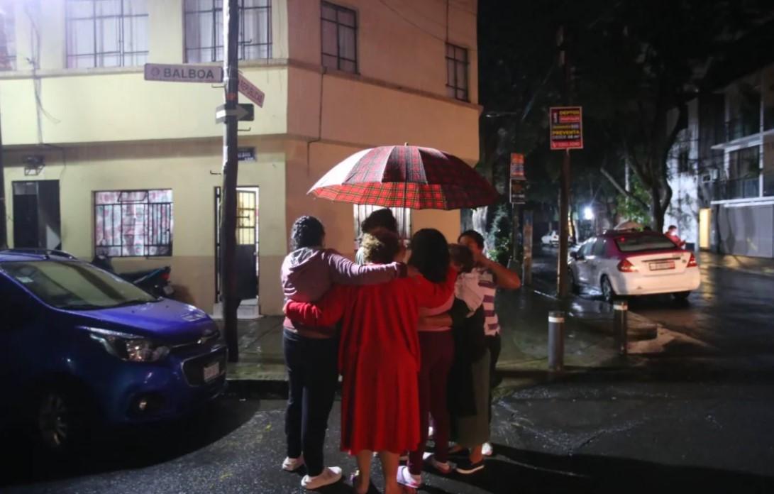 Sismo de Guerrero coincidió con el aniversario del gran terremoto de 8.2 de Oaxaca en 2017
