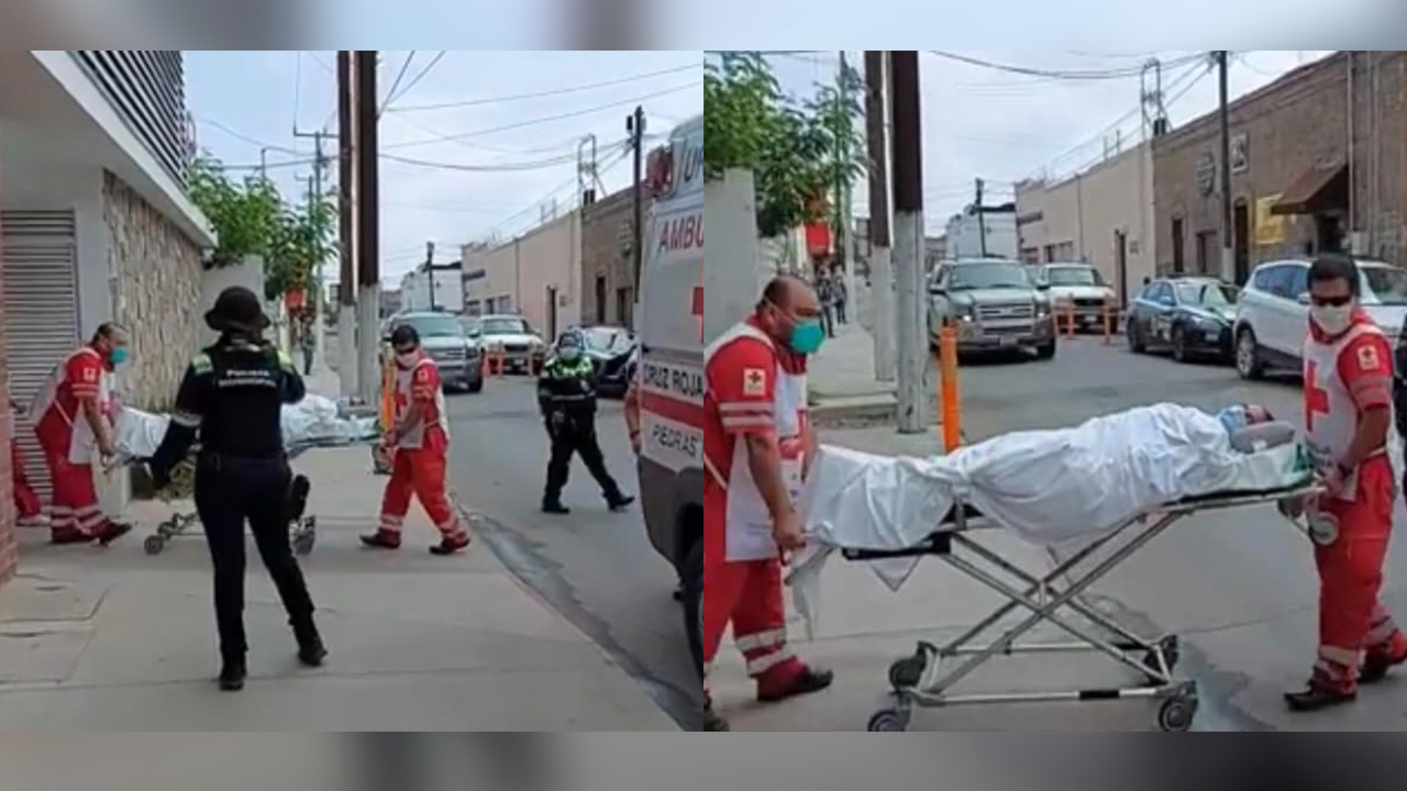 Oficial Marco pudo regresar a casa tras pasar 22 días hospitalizado: Le dispararon en la cara