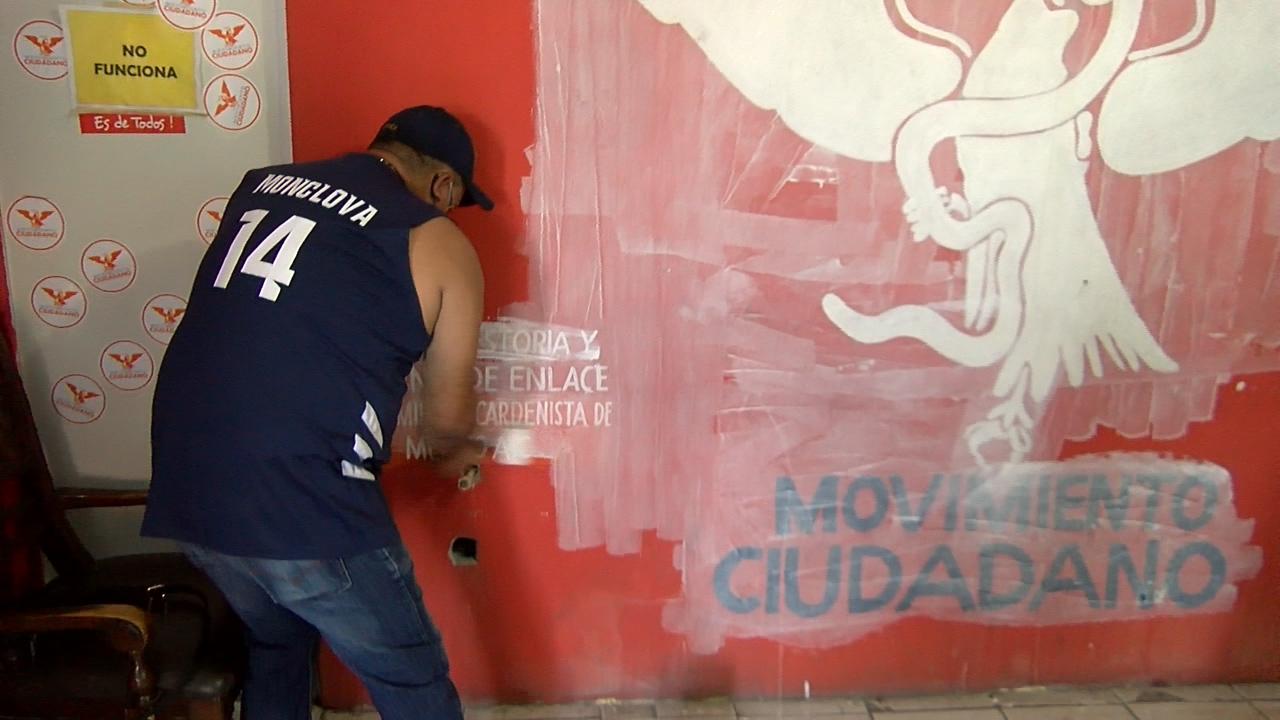 Rompe Frente Cardenista con Movimiento Ciudadano en Monclova