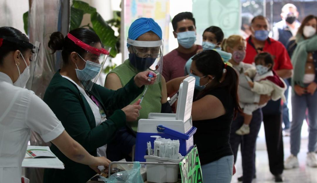 El 3 de noviembre arranca campaña de vacunación contra influenza