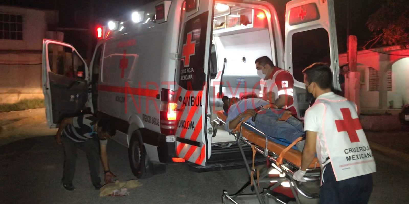 Drogadicto golpea a Luismi, lo manda al hospital en Monclova