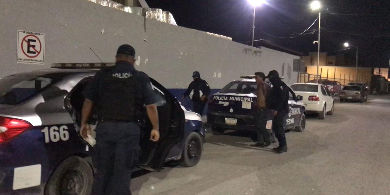 Echan a perder la fiesta, al provocar riña en colonia Leandro Valle de Monclova