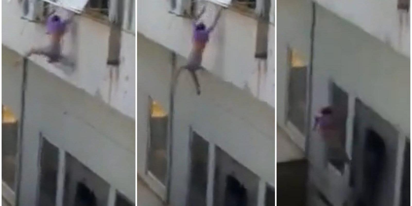 'Me forzaron a tener relaciones': Adolescente se tiró de un edificio para escapar de sus secuestradores