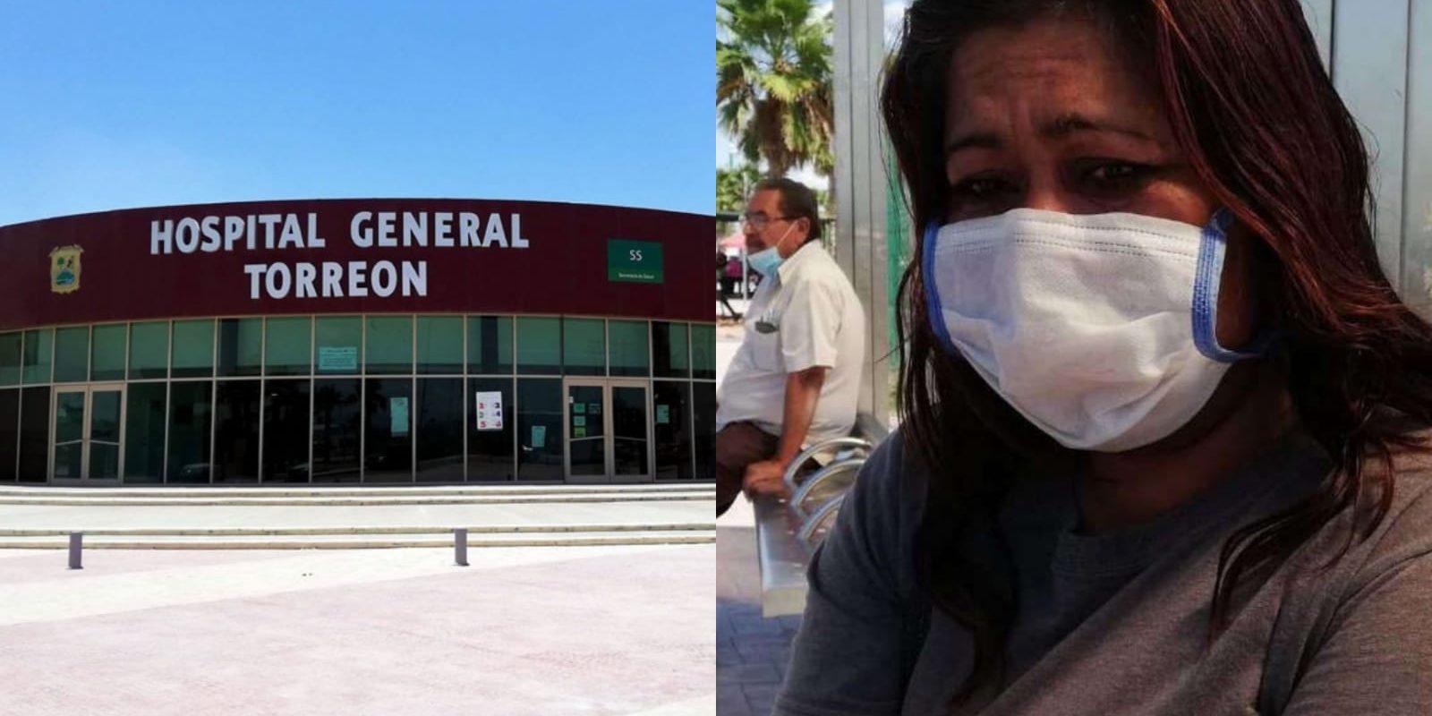 Madre denunció negligencia en Hospital de Torreón: Dejaron gasas dentro de su hija de 16 años