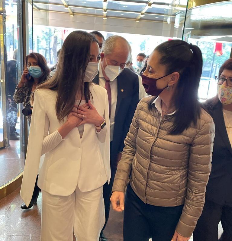 Asisten Lizbeth Ogazón, Ariel Maldonado y Lenin Pérez a toma de protesta