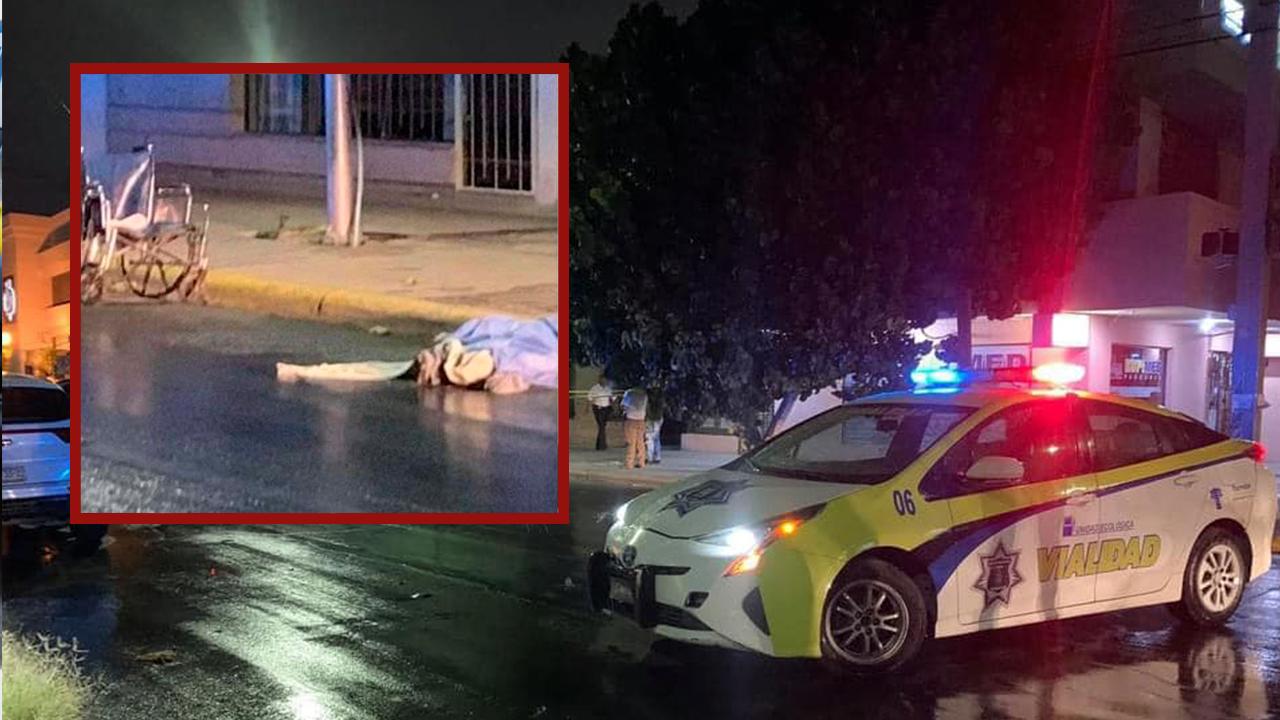Matan a abuelito en Torreón: Don Apolinar fue atropellado por auto a exceso de velocidad