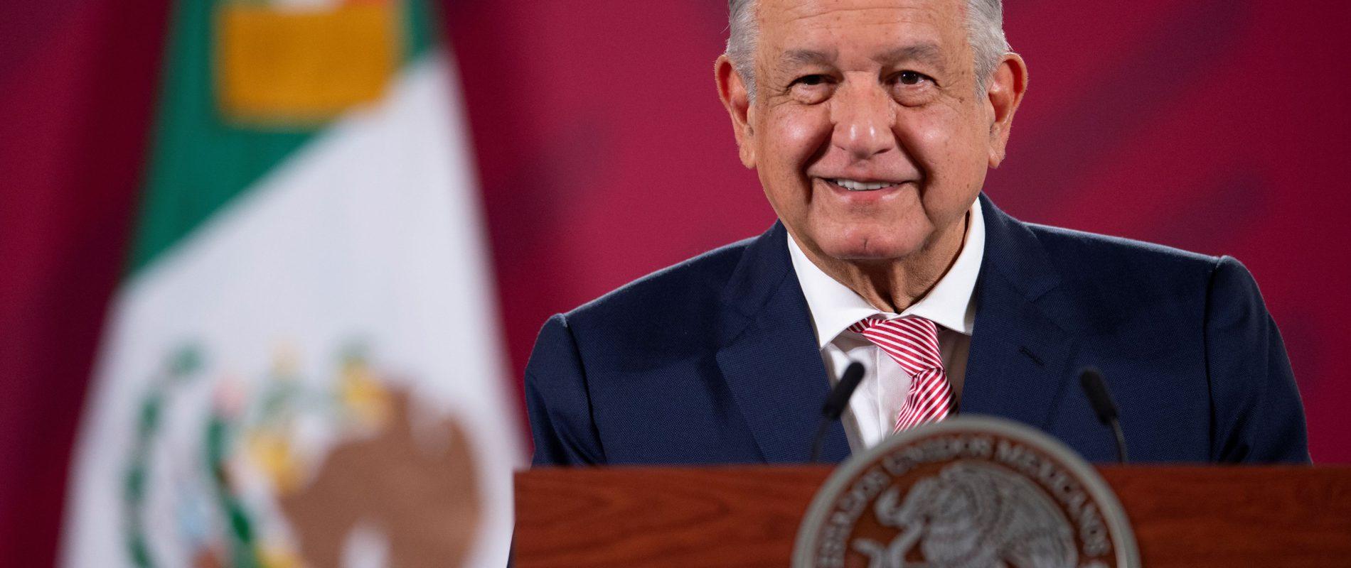 La historia será la que me juzgue: López Obrador sobre su Gobierno