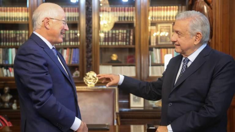 Somos dos naciones con un mismo pueblo, Biden quiere trato igual entre México y EU: Embajador
