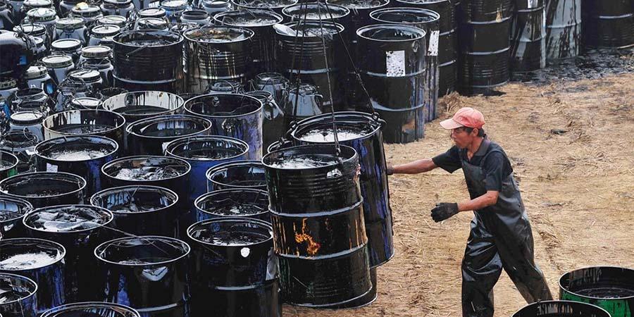Hemos detenido la privatización en petróleo y electricidad, se procesa el 38 por ciento más diariamente: AMLO