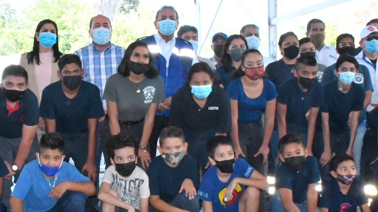 Más de 100 jóvenes interesados en entrar a la Academia de Bomberos de Monclova