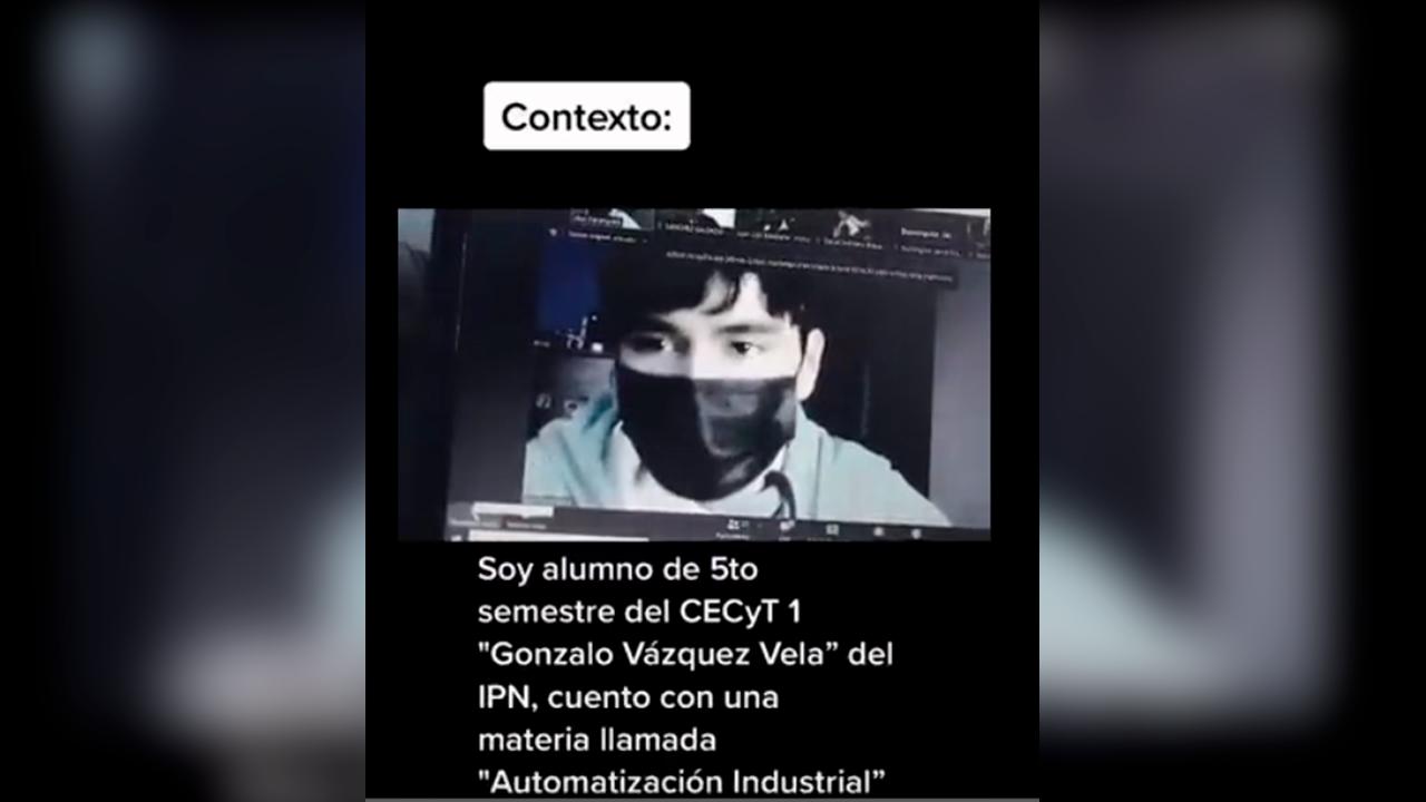 'Va para afuera': maestro de Saltillo discrimina a alumnos por tener mal Internet