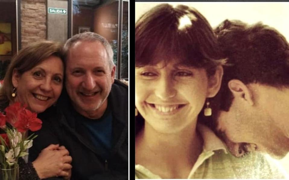 Mujer reencontró al amor de su vida por FB 33 años después y se casará con él: 'estamos felices juntos'