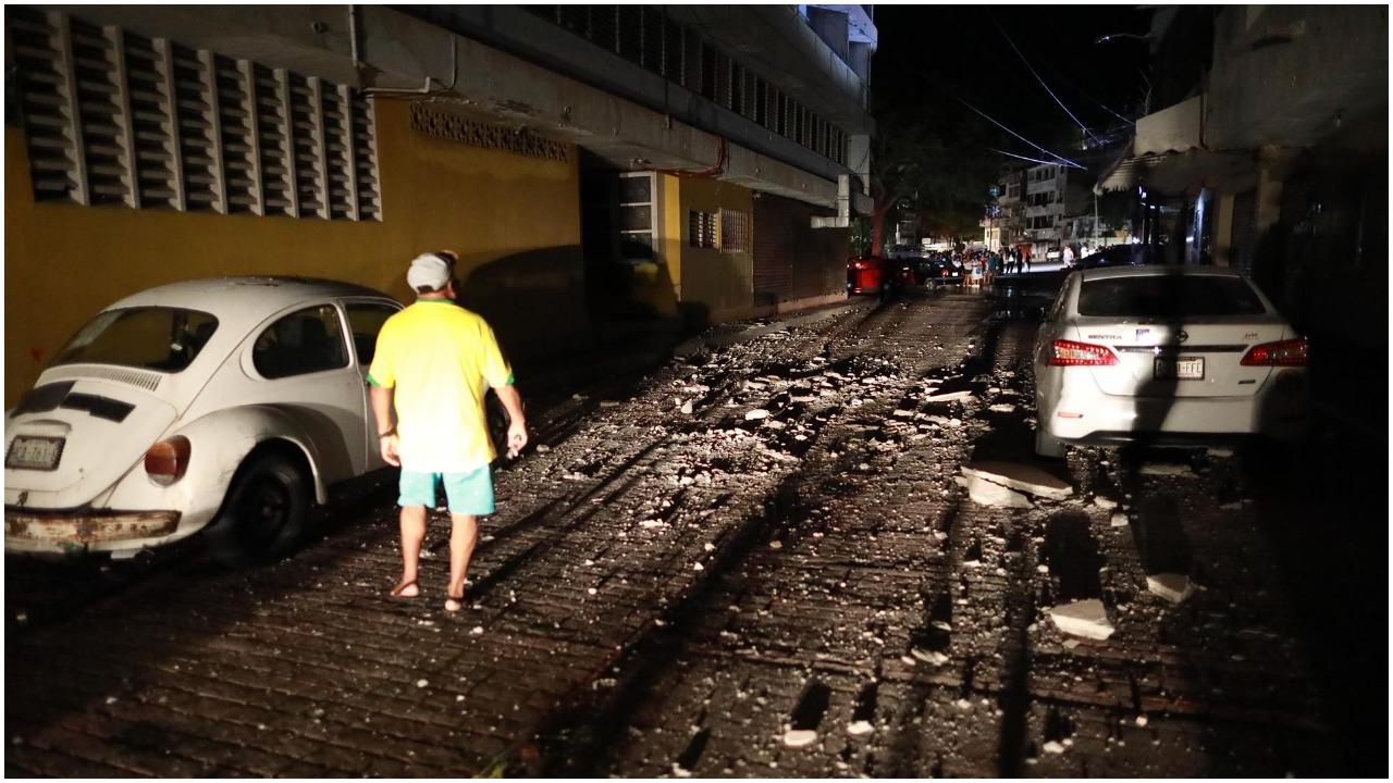 150 replicas del sismo de ayer martes