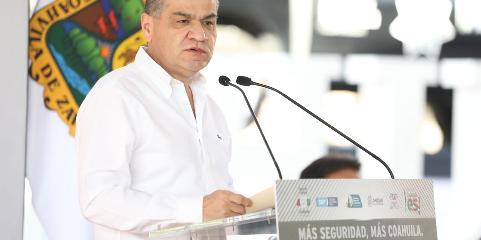 Coahuila está preparado para lo que hoy pretende el Gobierno Federal; MAR