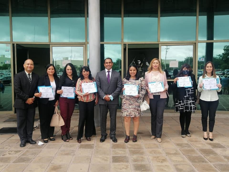 Capacita Coahuila a docentes del COBAC en prevención y detección de la violencia